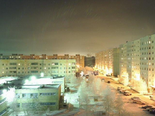 Winter side, Мегион
