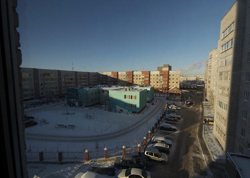 yard, Сургут