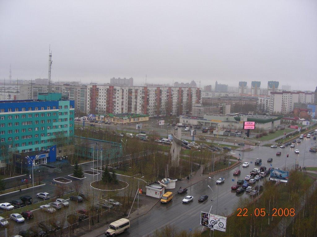 ул. Островского - пр-т Мира, Сургут