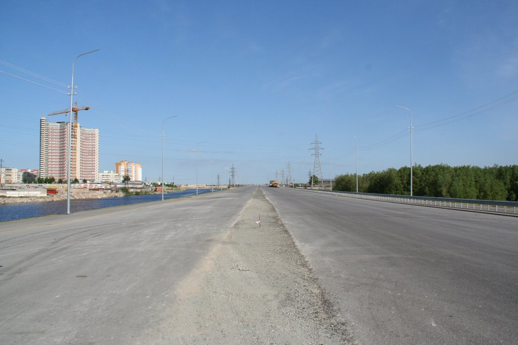 Объездная дорога (июль 2009), Сургут