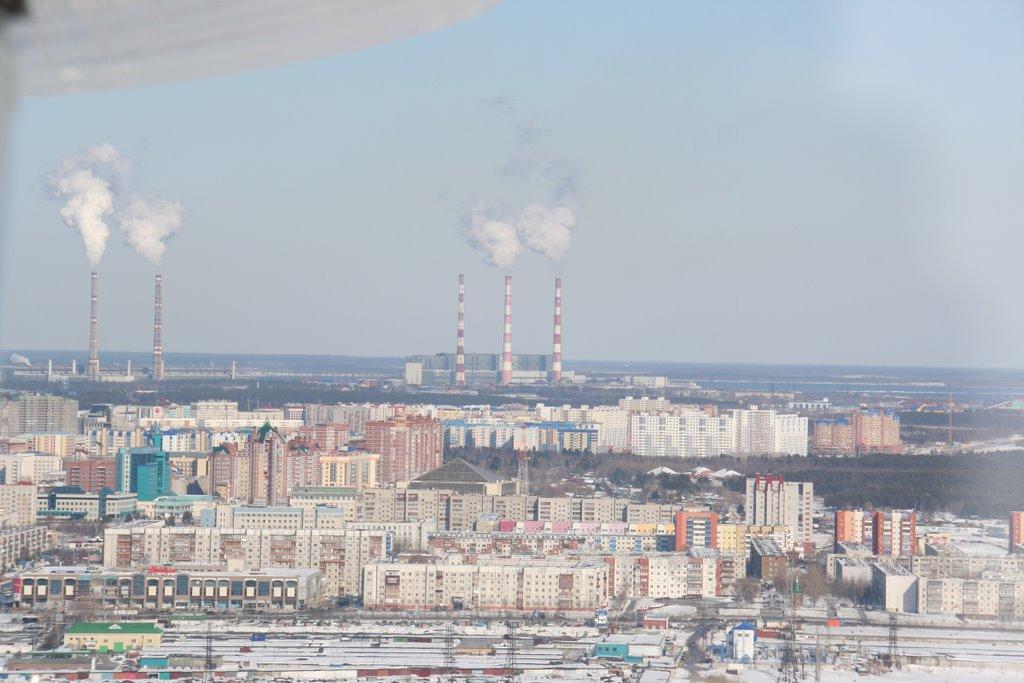 Сверху (апрель 2009), Сургут