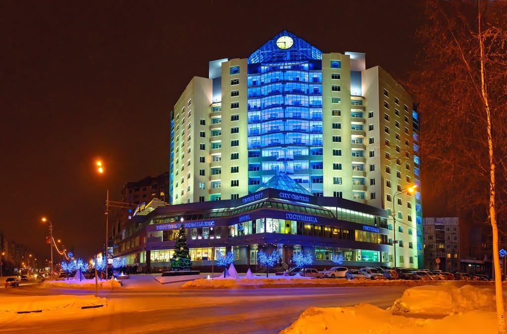 Сургут-Сити, Сургут