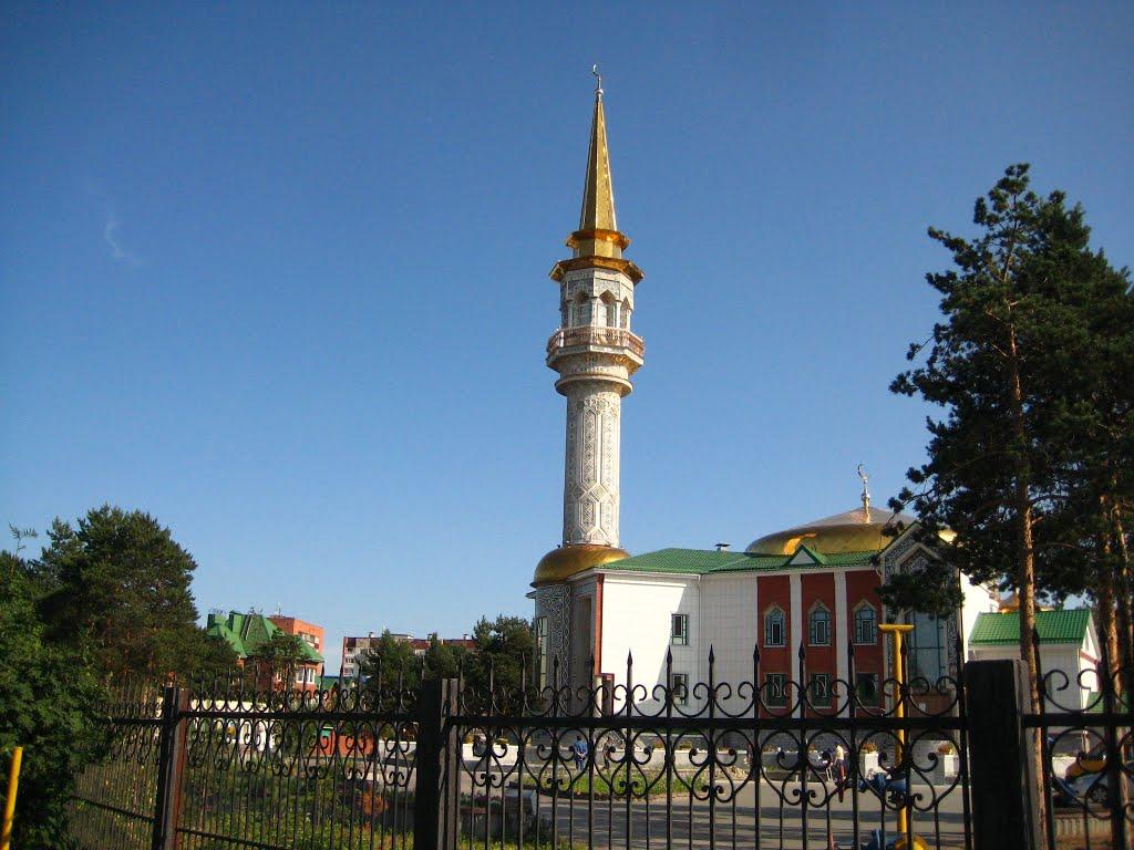 Мечеть в Сургуте, Сургут