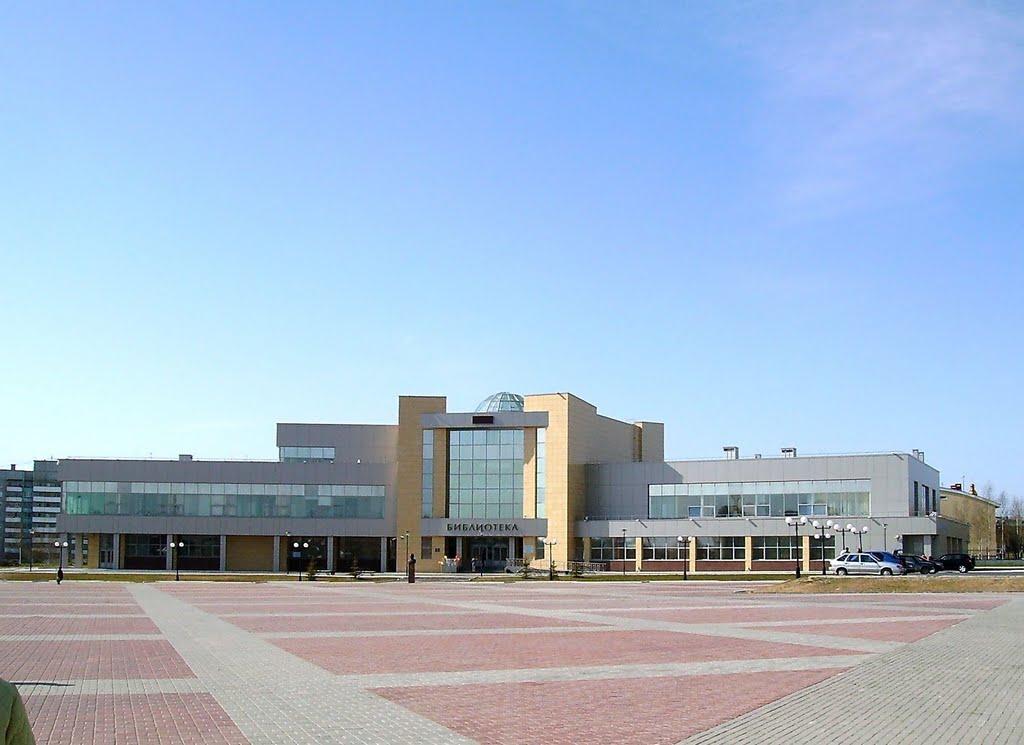 Bibliotec, Нефтеюганск