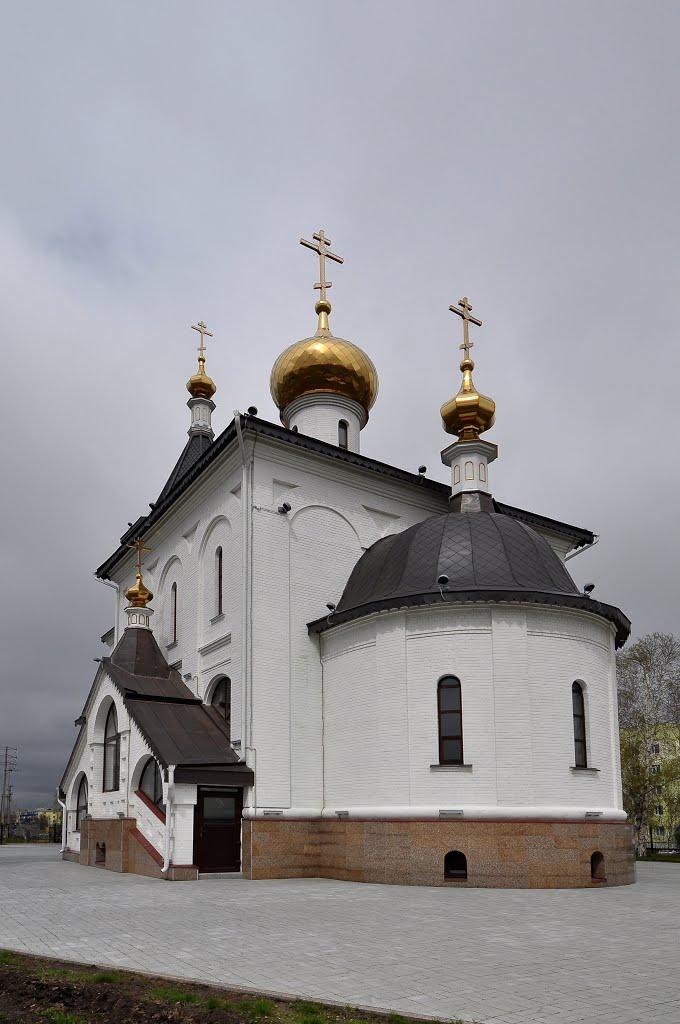 Church of All Saints, Нефтеюганск