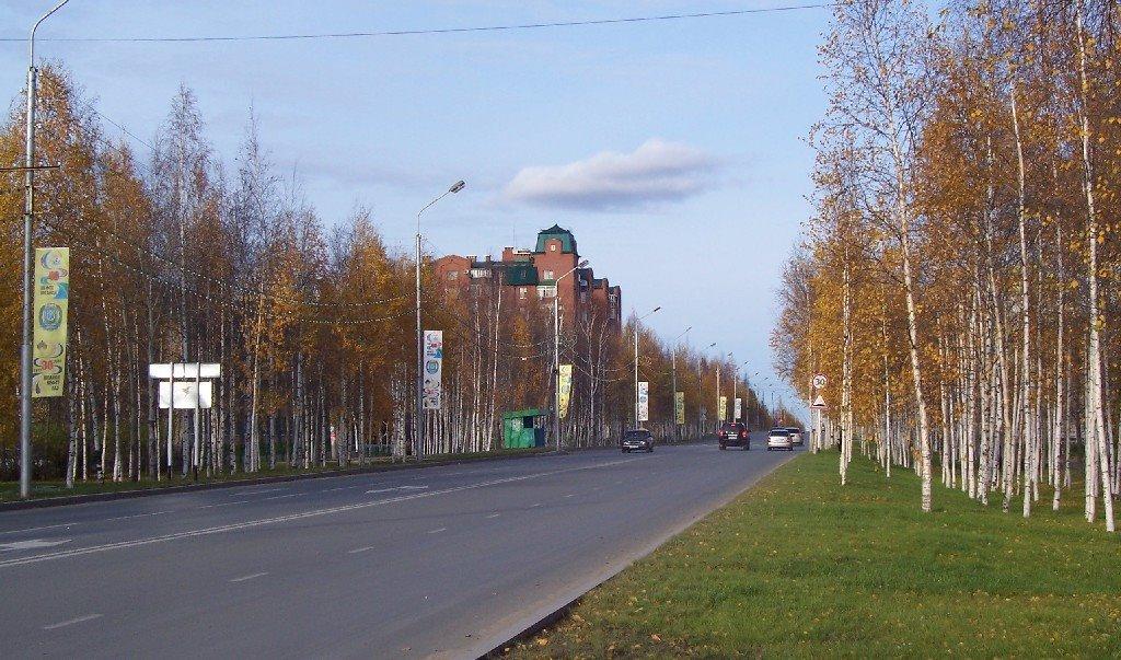 Nefteyugansk, Нефтеюганск