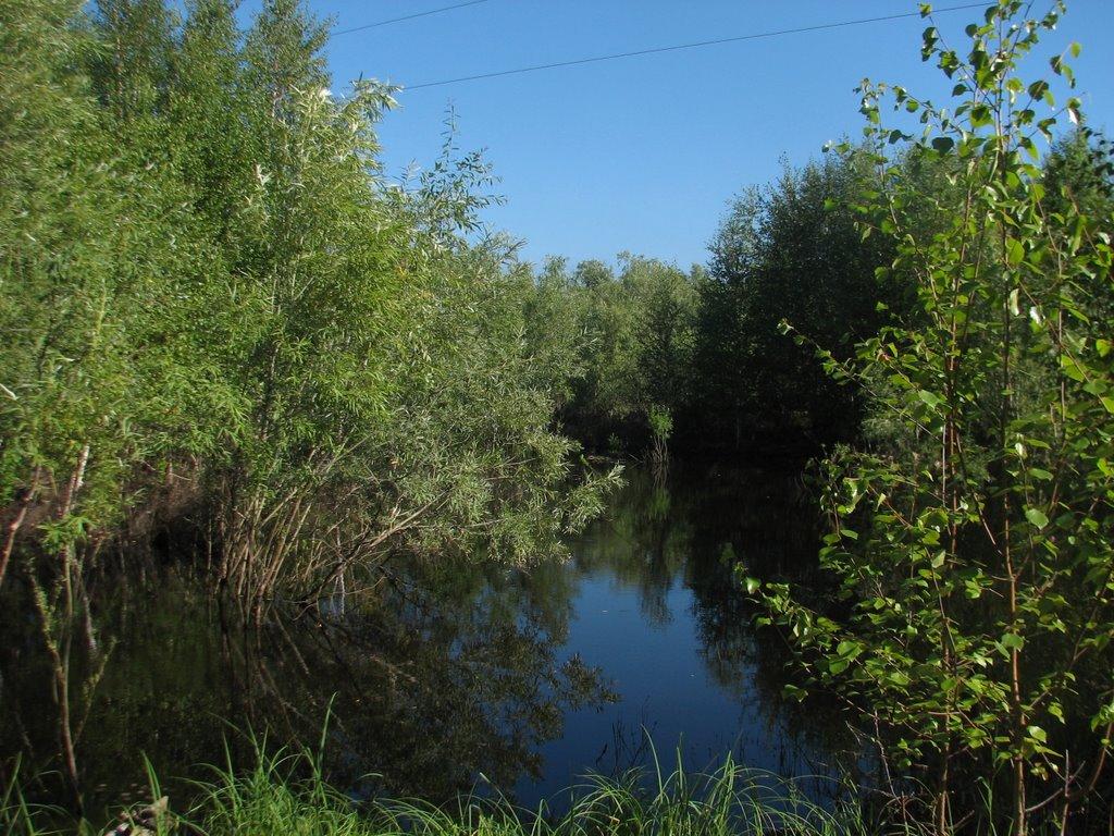 Излучинск Лето 2007, Излучинск
