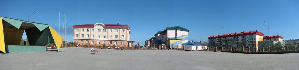 Излучинск 2007, Излучинск