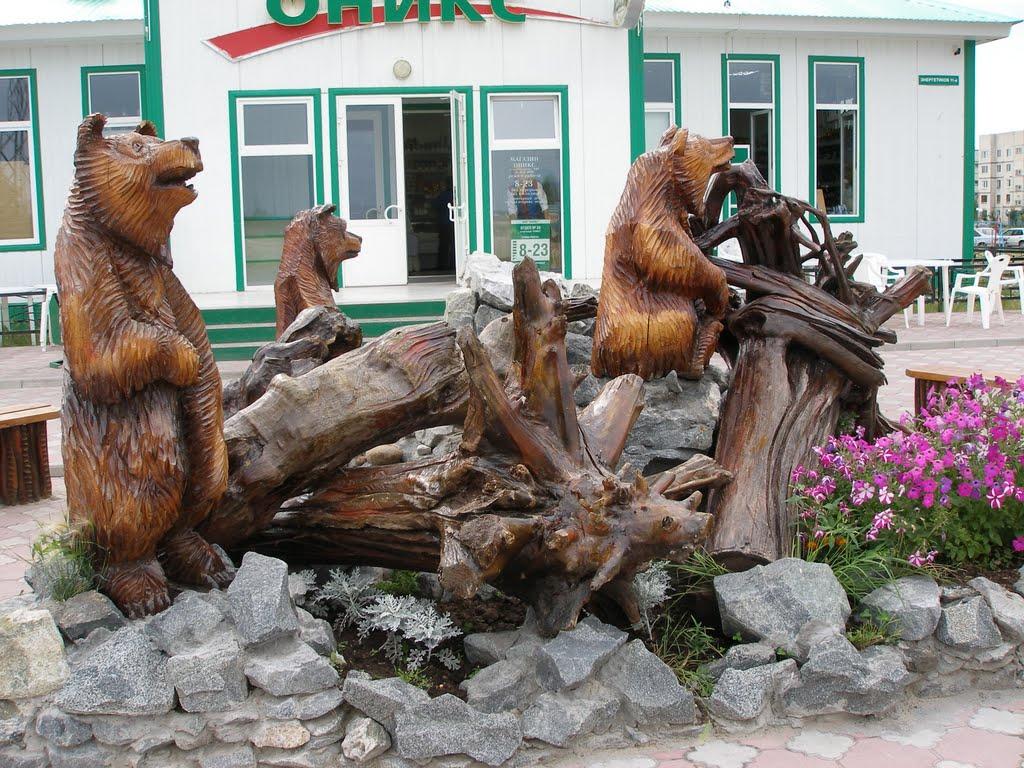 3 Медведя, Излучинск