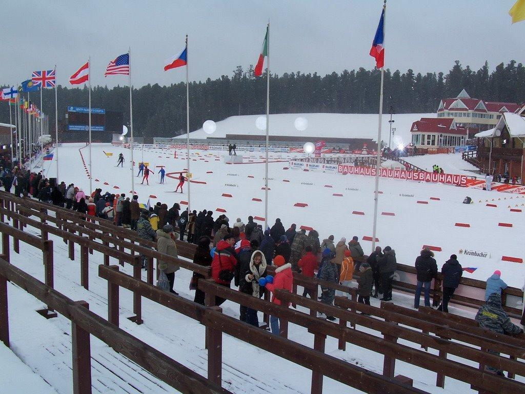 Требуна, Ханты-Мансийск