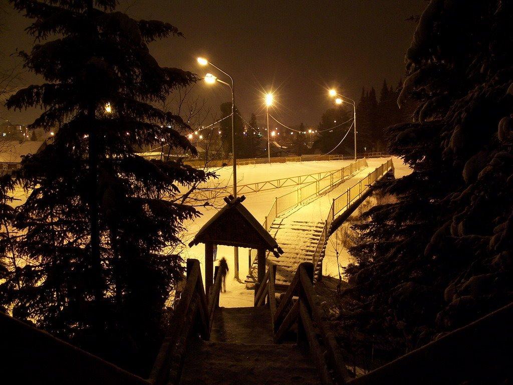 Центр лыжного спорта, Ханты-Мансийск