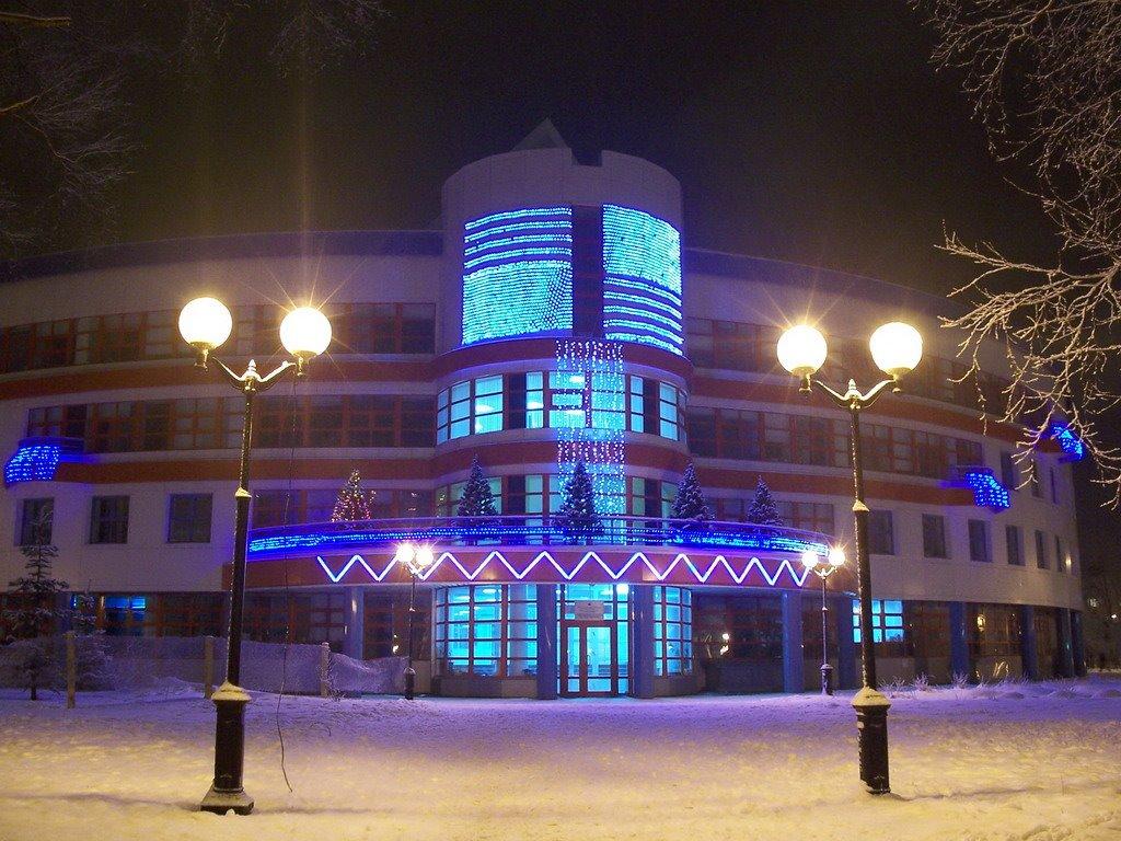 Школа №1, Ханты-Мансийск