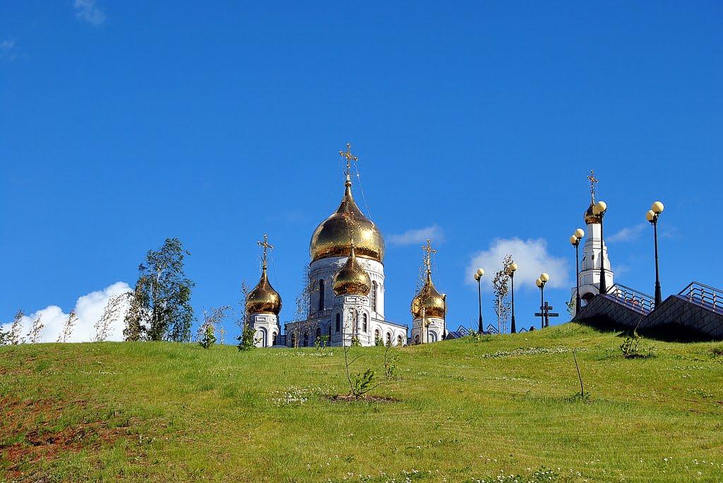 Восход храма ~SAG~, Ханты-Мансийск