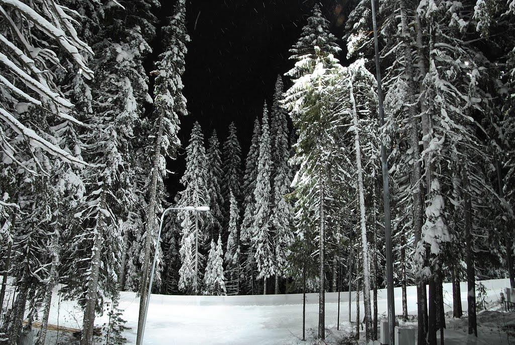 Снежное царство, Ханты-Мансийск