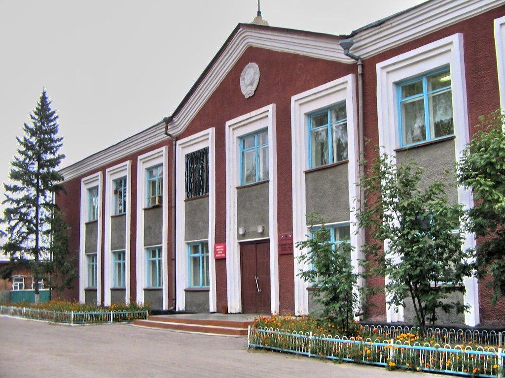 Администрация, Баево