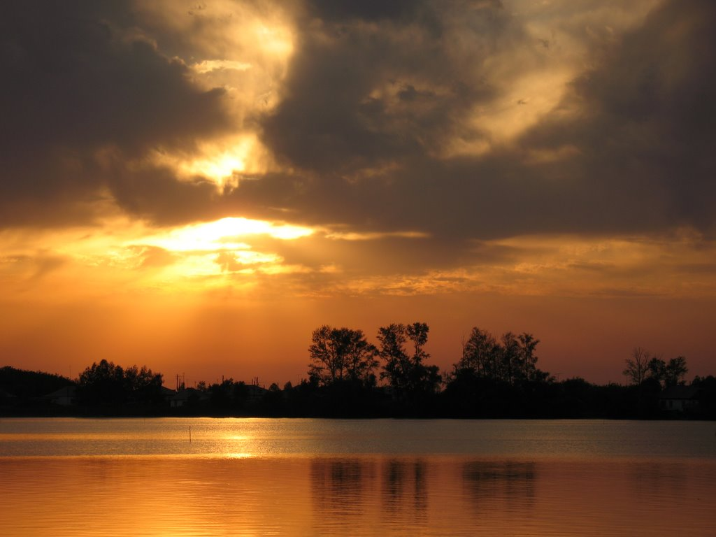 озеро баево, Баево