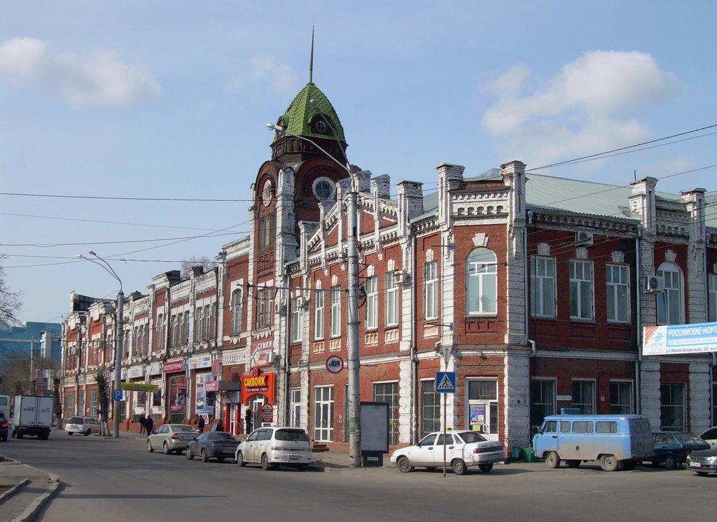 Барнаул. Пр. Ленина.(ранее здесь располагалась Городская дума), Барнаул