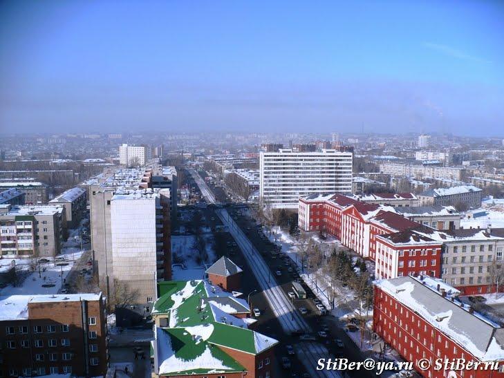 Красноармейский проспект, 81 [20 эт], Барнаул