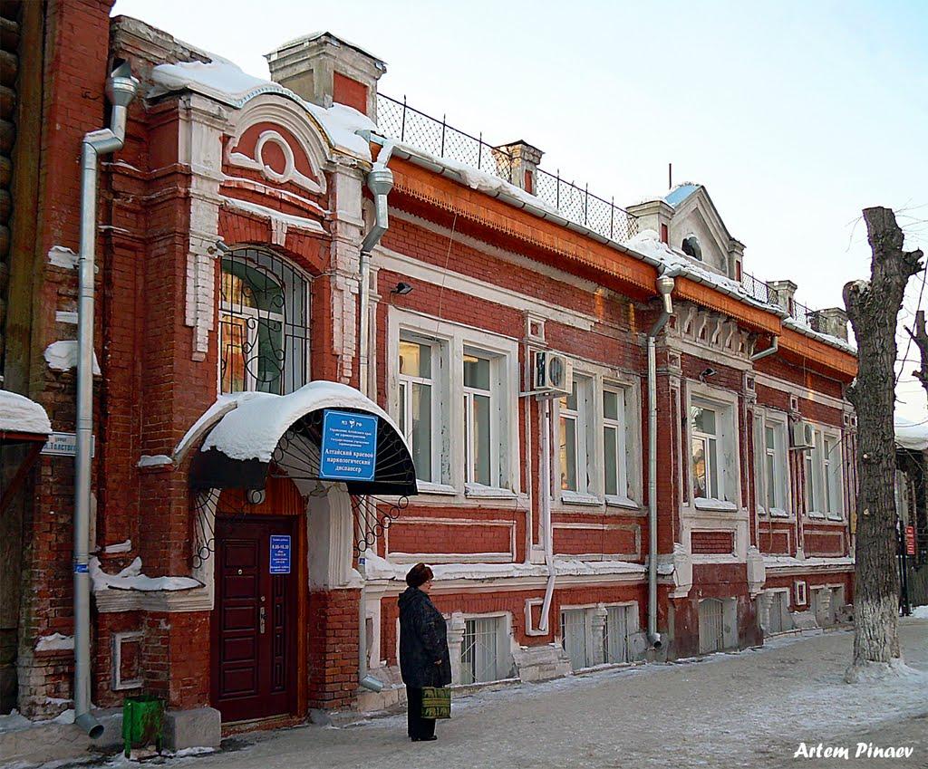 Старый Барнаул, ул. Льва Толстого, Барнаул