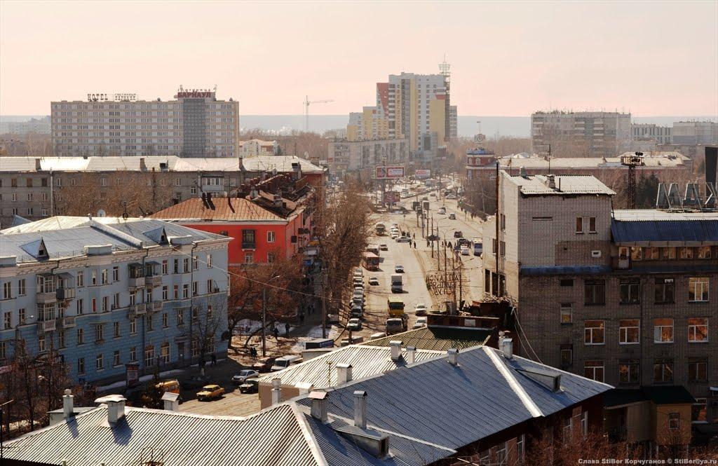 Профинтерна, 7а [14 эт], Барнаул