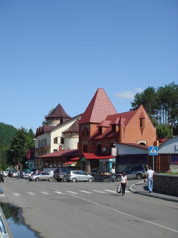Улицы г.Белокуриха.Алтай, Белокуриха
