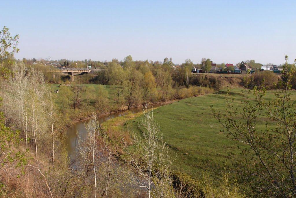 Белоярск, речка Малая Черемшанка, Белоярск