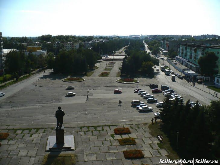 Бийский Городской Суд. Крыша, Бийск