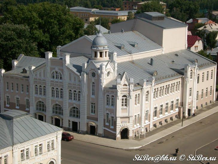 Бийский драматический театр, Бийск