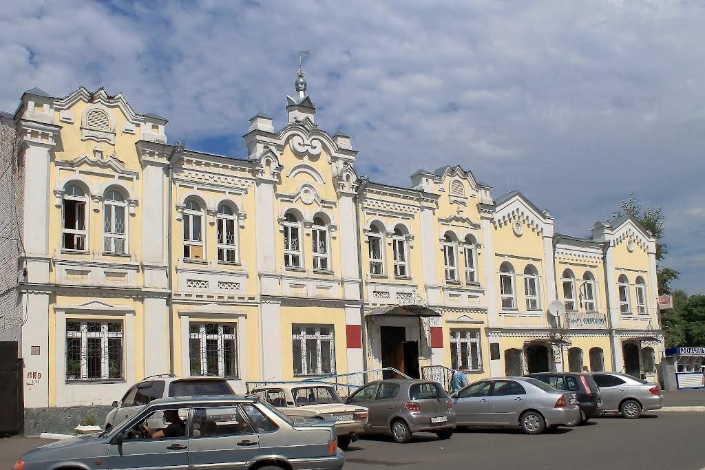 Торговый дом Гилева,г.Бийск, Бийск