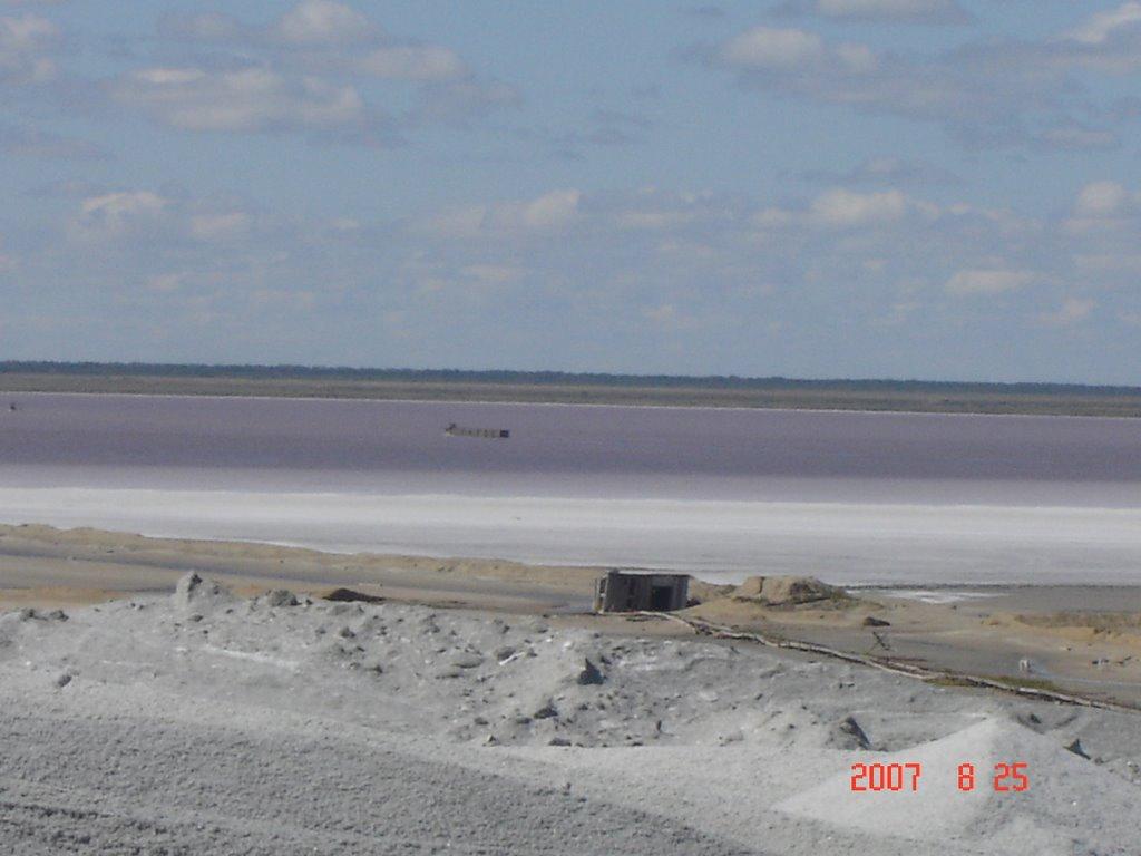Добыча соли, Бурсоль