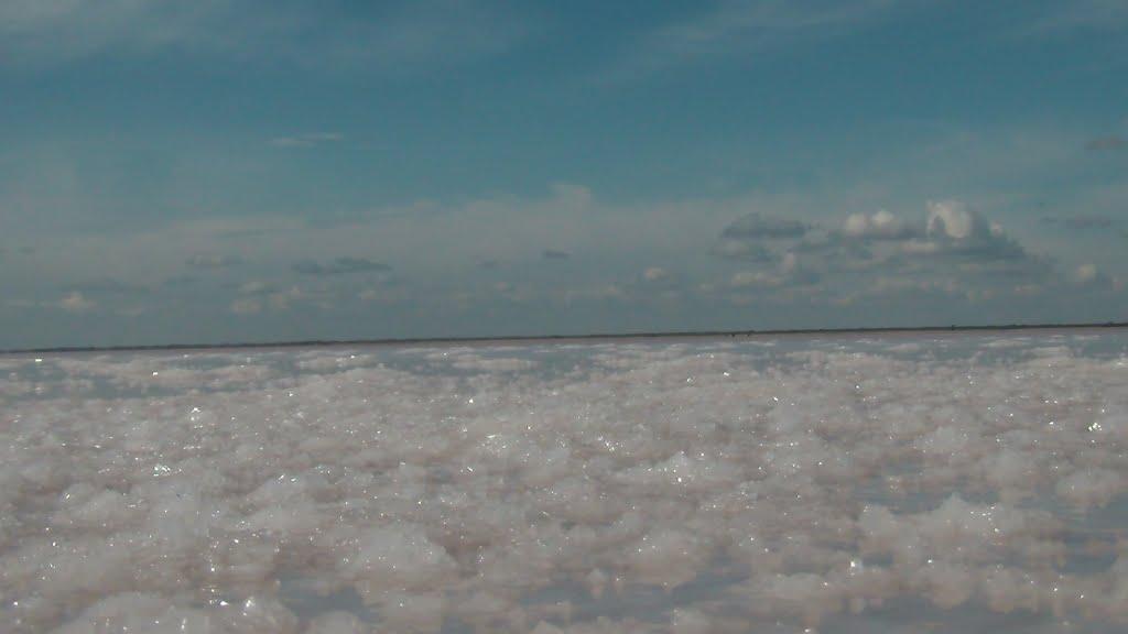 Соленое озеро, Бурсоль