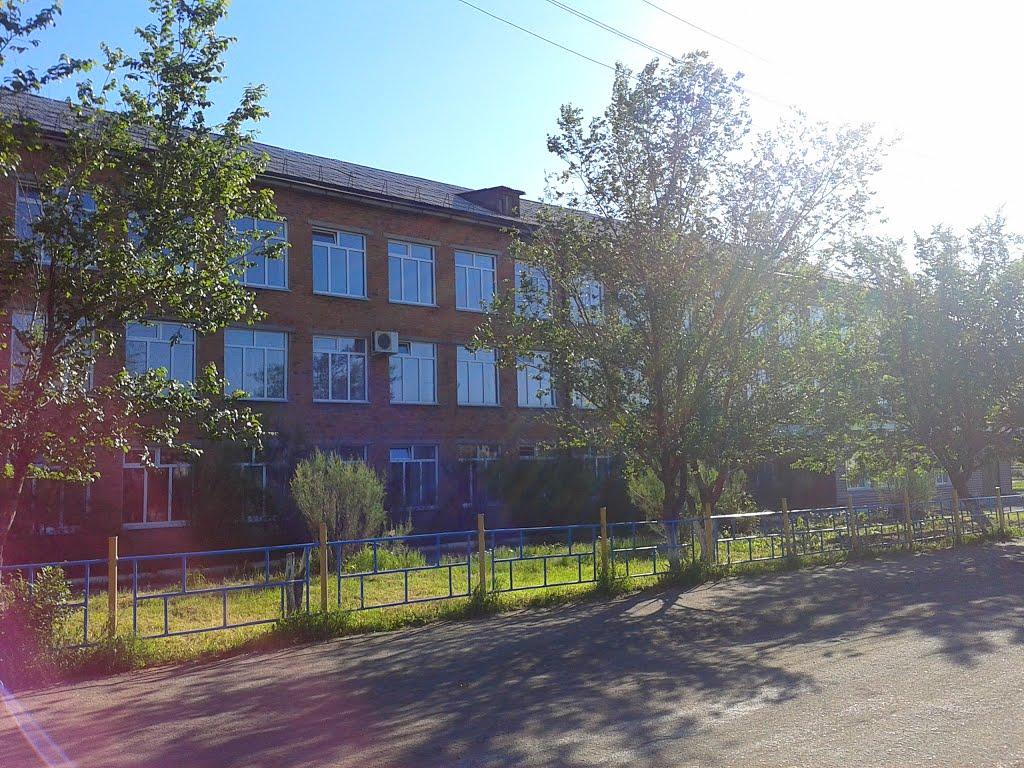 гимназия №3, Горняк