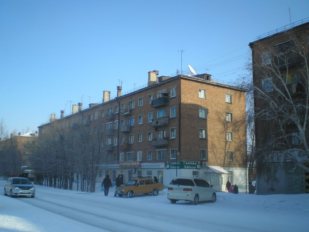 ул.Миронова,126, Горняк