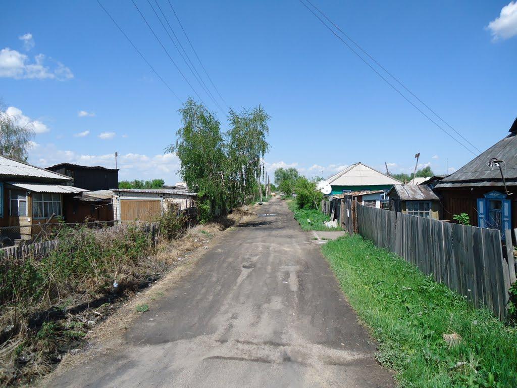 ул. Белинского - ул. Садовая., Горняк
