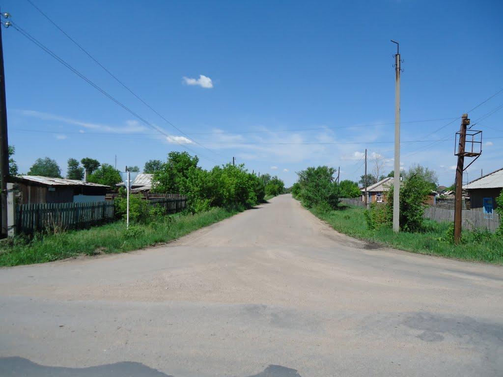 ул. Восточная - ул. Советская, Горняк