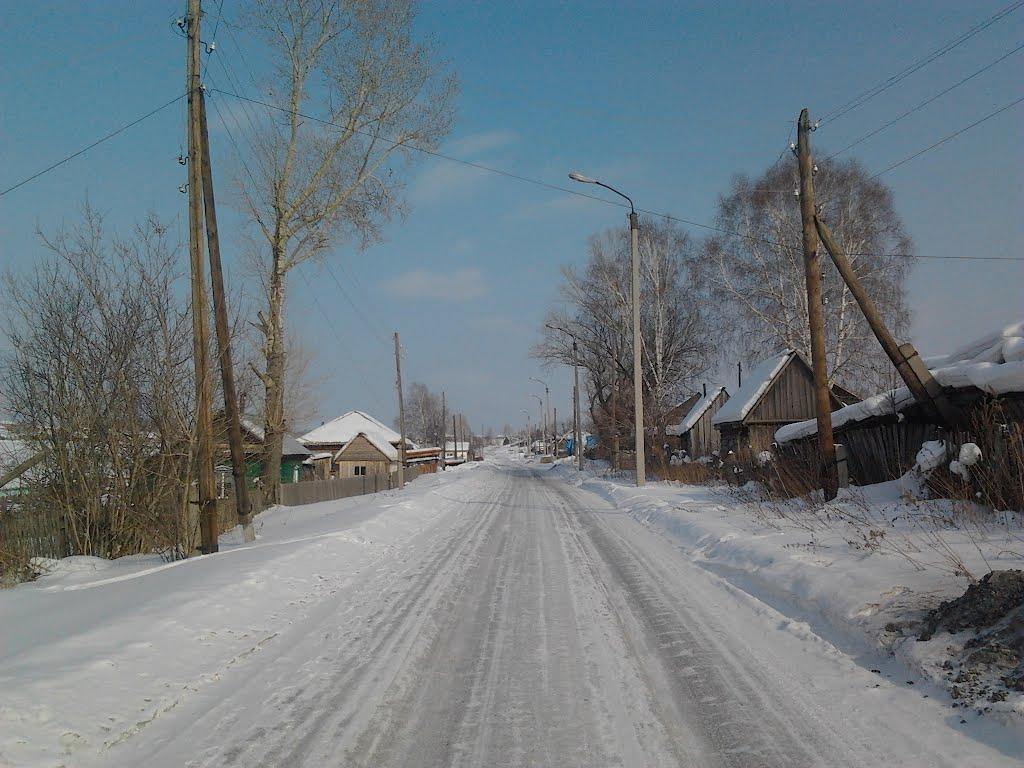 ул. Яровикова, Ельцовка