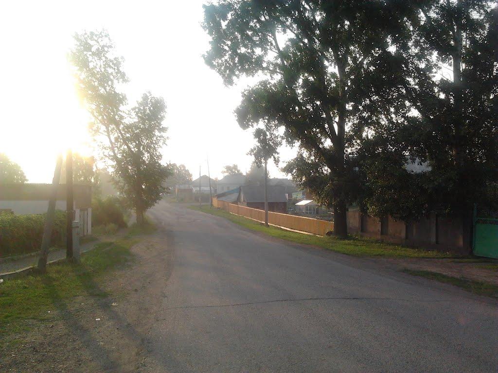 ул. Ленина (от райсуда), Ельцовка