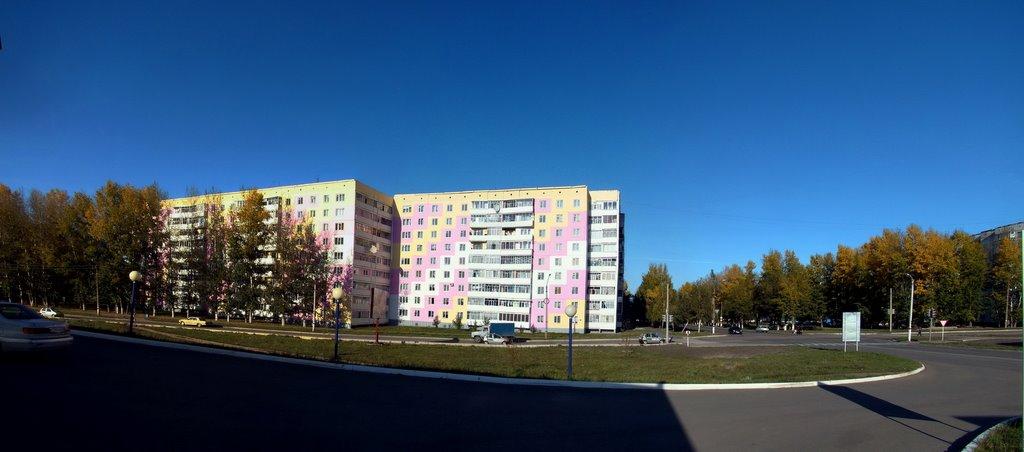 улица Союза Ресбублик№12, Заринск