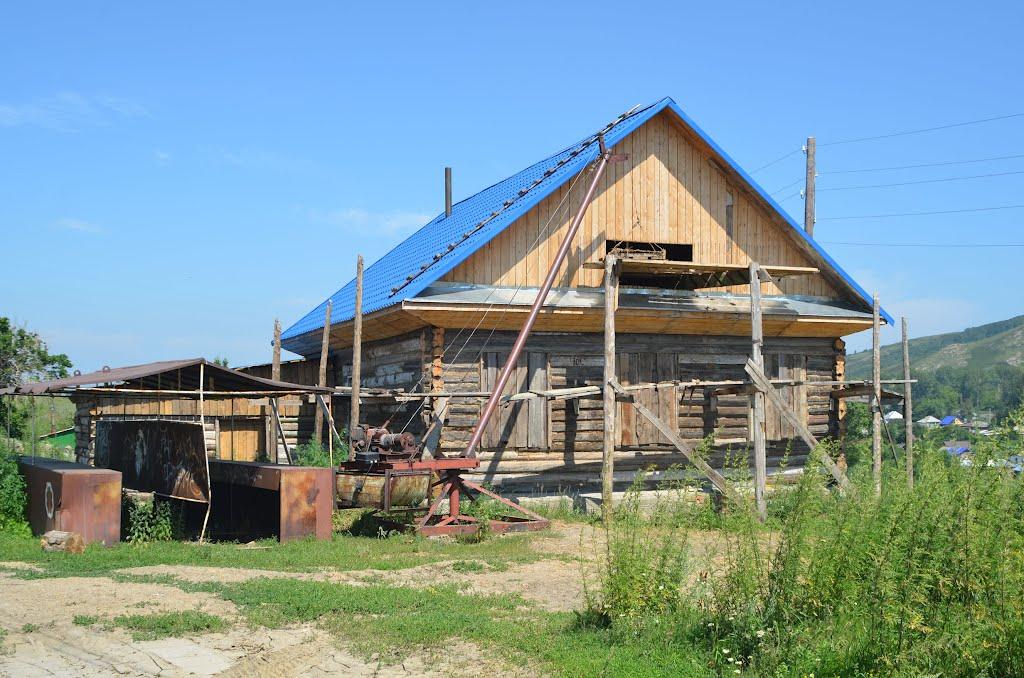Дом современного изобретателя, Змеиногорск