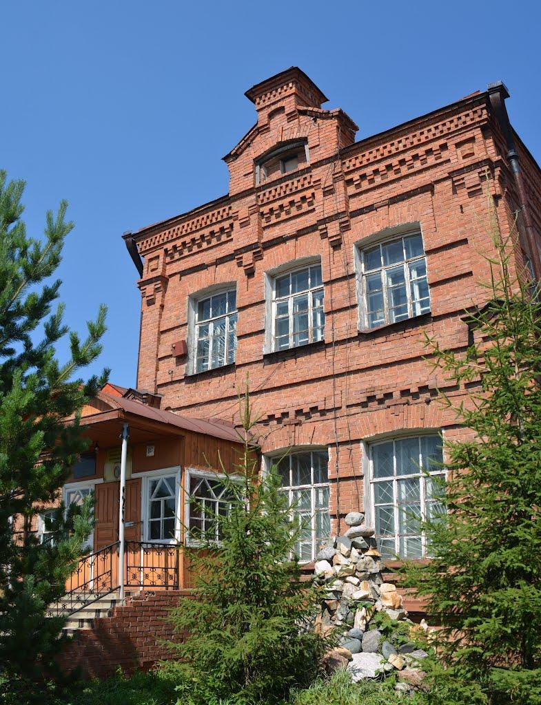 Змеиногорский виноводочный завод, Змеиногорск