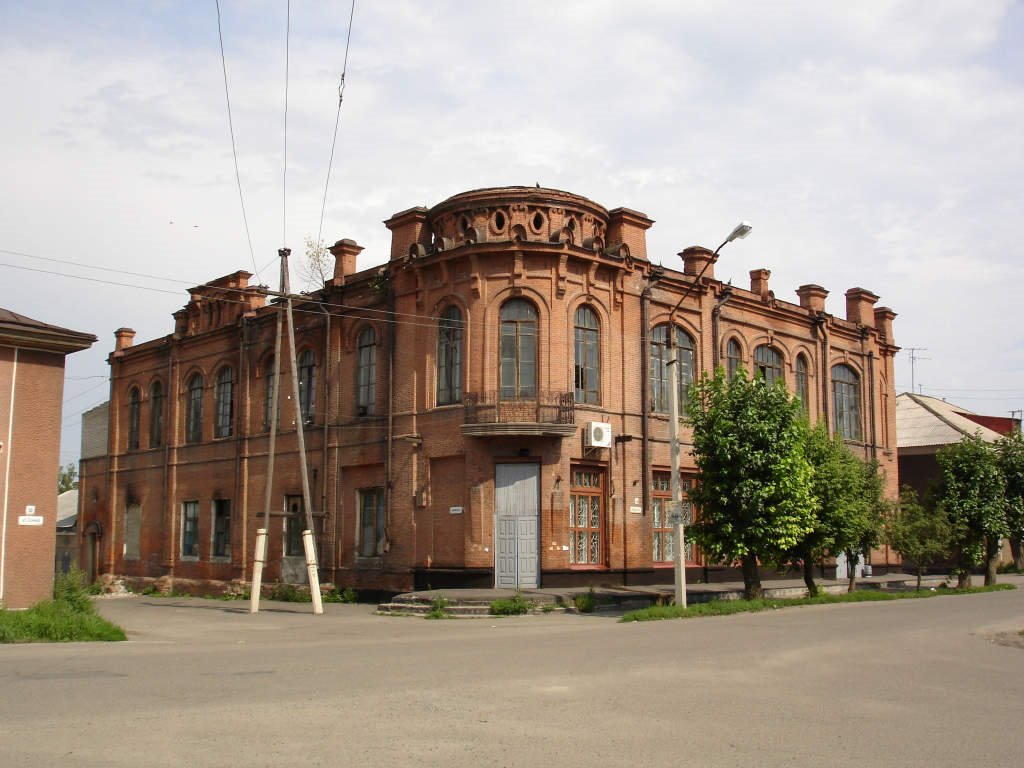 Дом купца Хомутова, Камень-на-Оби