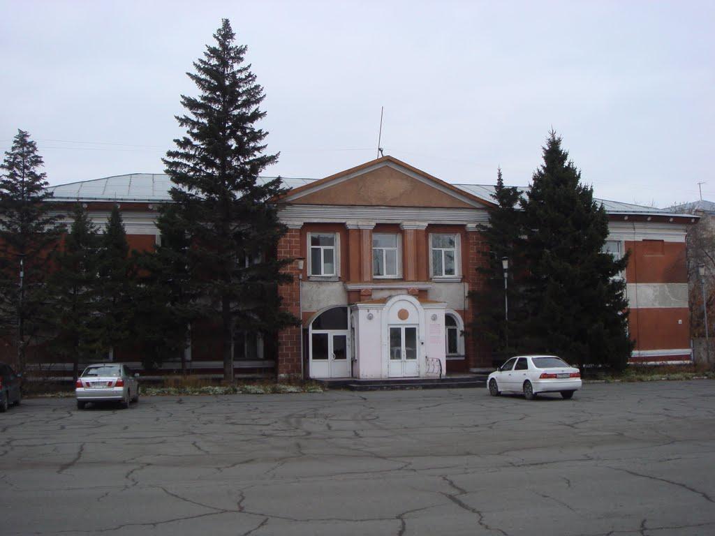 Прокуратура по ул.Ленина 50, Камень-на-Оби