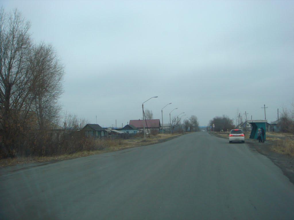 ул.Ленинградская, Камень-на-Оби