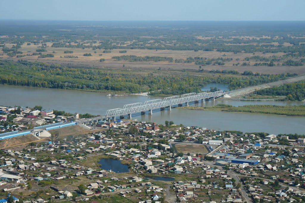 Мост в Камне-на-Оби, Камень-на-Оби