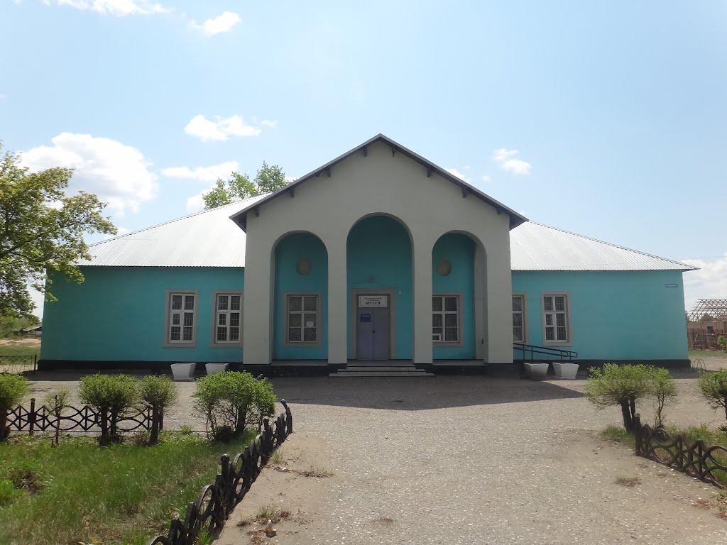 Районный музей, Кулунда