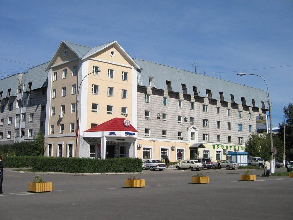 Налоговая, Новоалтайск