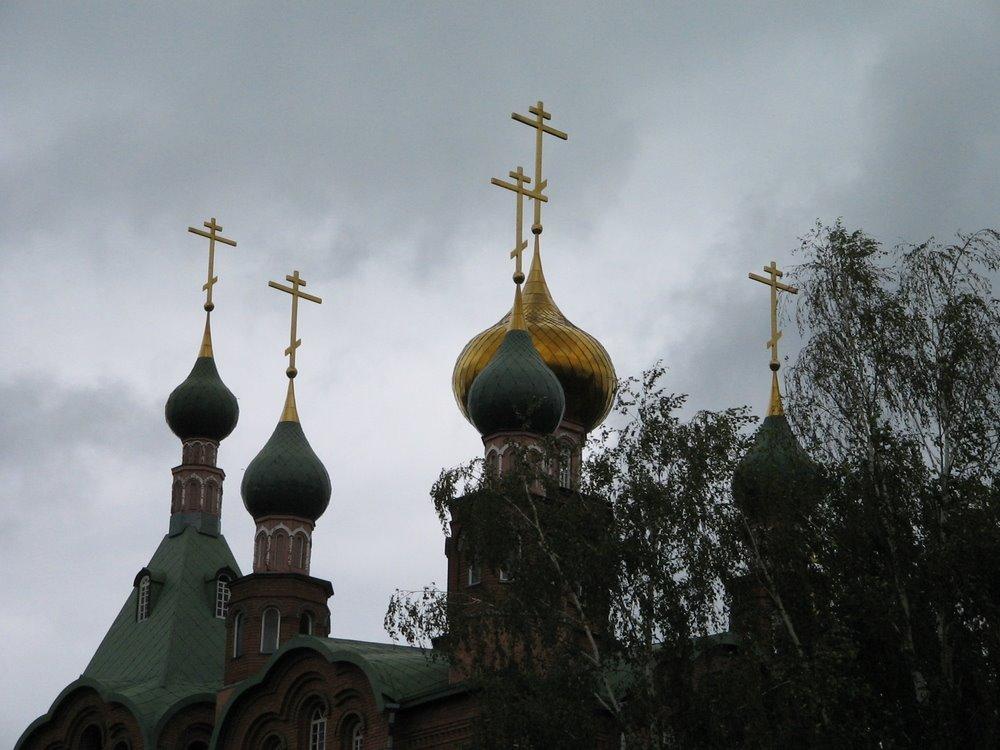 Церковь, Новоалтайск