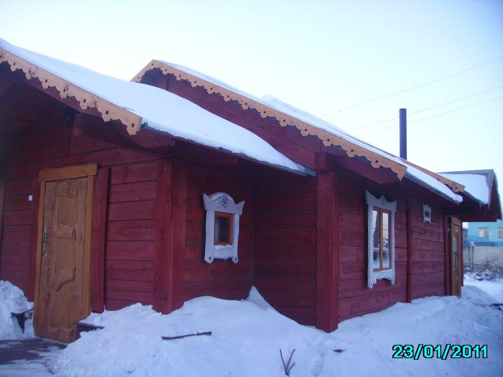 Алексеевская баня, Новоалтайск