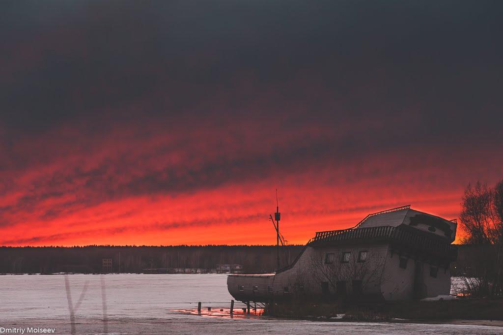 Карабль, Павловск