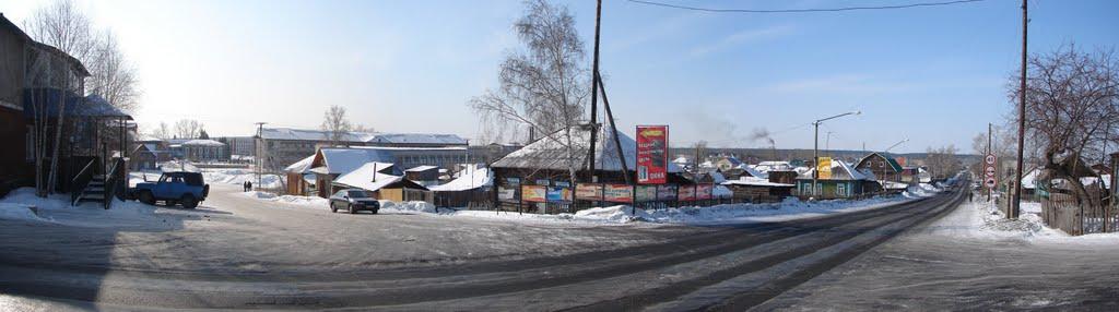 ул.Калинина - пер.Ломоносовский, Павловск